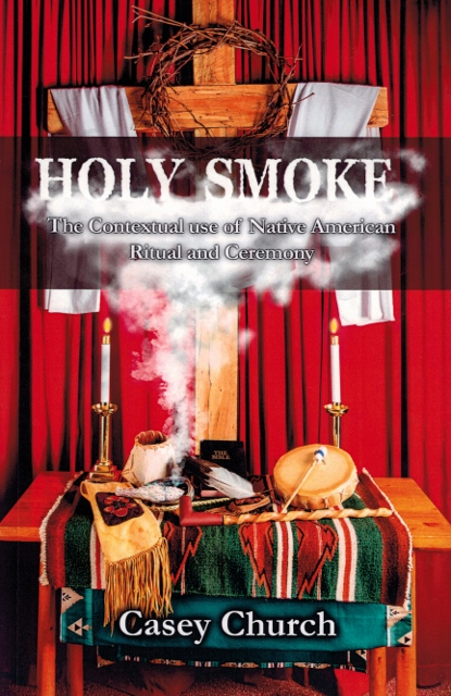 Holy Smoke front cover